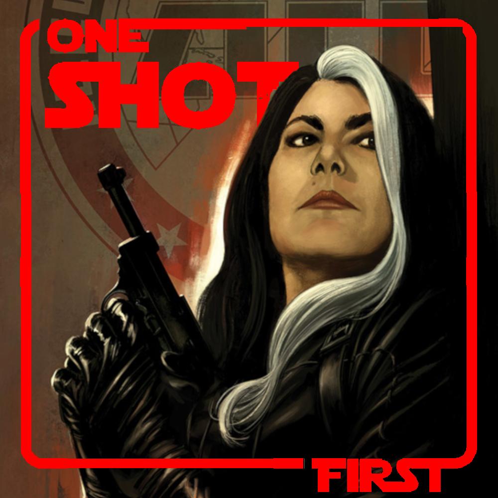 One Shots First #14 L'espionnage