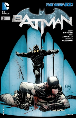 Batman #5 Par Capullo et Snyder